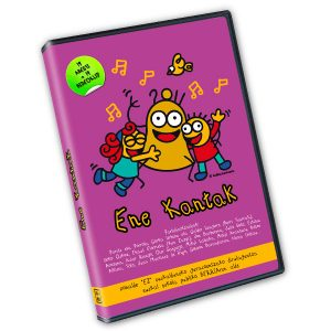 Ene Kantak CD+DVD