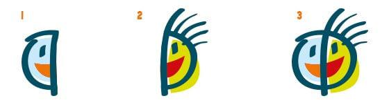Logo berriaren aurpegiak