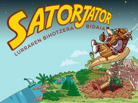 SATORJATOR 2018ko CD+DVD