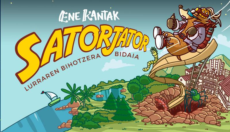 SATORJATOR-LETRAK