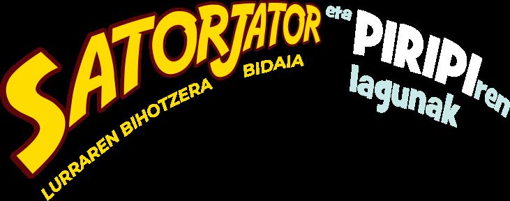 SATORJATOR-PIRIPI-izenburua