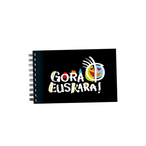 LIBRETA-GORA-EUSKARA