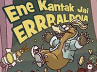 Ene Kantak Jai Errraldoia DVDa